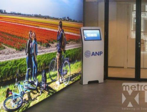 ANP bestelt beelden bij MetroXL